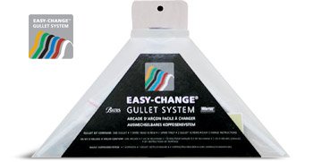 EASY-CHANGE® Gullet System Individual Kit